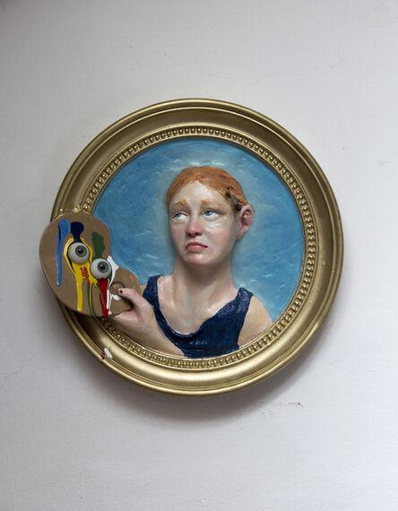 Vered Aharonovitch, 'Saint Lucy', 2016