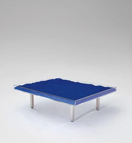 Yves Klein, 'Table Bleu KleinTM / Klein Blue® Table', designed 1961