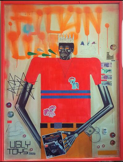 Carlos Ramirez (b. 1967), 'Ugly Toys', 2017