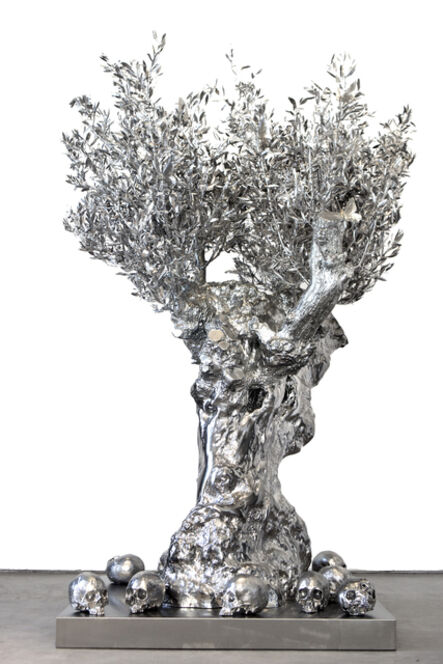 Philippe Pasqua, 'Olive Tree', 2017