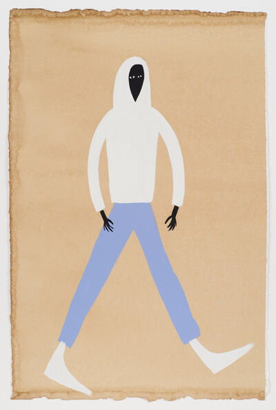 Jayson Musson, 'Traveller', 2016