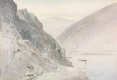 Edward Lear, 'Ithaca'
