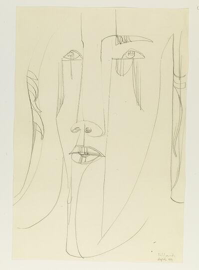 George Fullard, 'Head', 1959