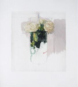 Antonio López García, 'Rosas de Ávila (Ávila's Roses)', 2018
