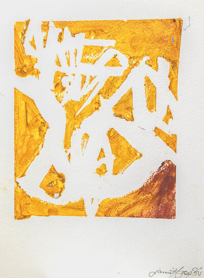 Jamil Naqsh, 'untitled - Mohammad '