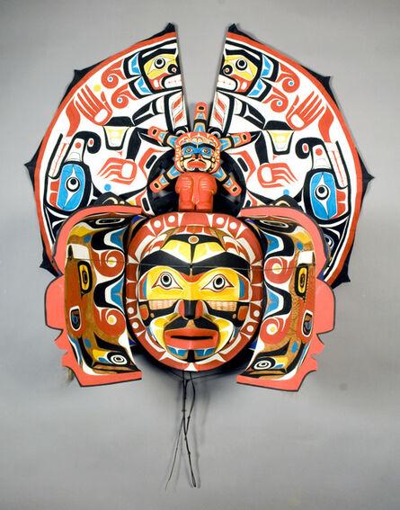 Don Lelooska Smith, 'Transformation Mask', ca. 1984