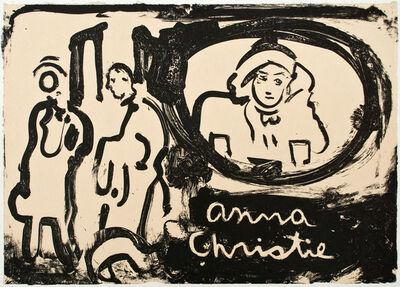 Robert De Niro, Sr, 'Anna Christie', 1974