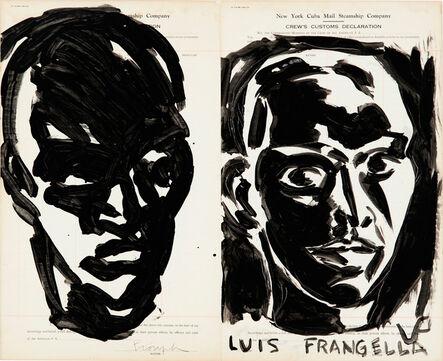 Luis Frangella, 'Untitled  ', 1983