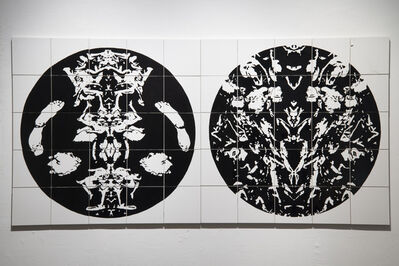 Gil Yefman, 'Decomposition No. 1 and 2 (diptych)', 2012