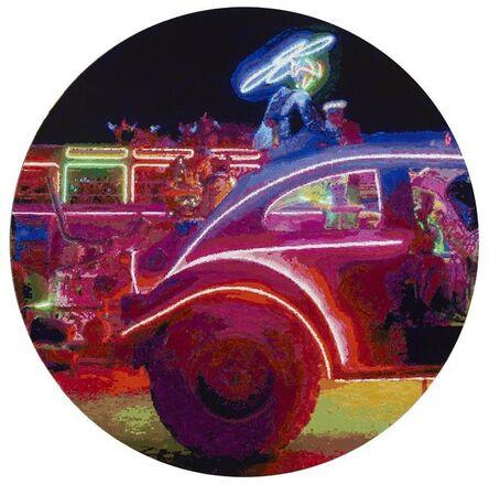 RÖMER + RÖMER, 'Giant VW Bug Art Car', 2018