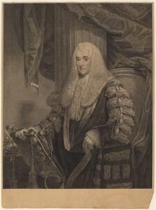 Francesco Bartolozzi after James Northcote, 'Alexander, Lord Loughborough', 1800