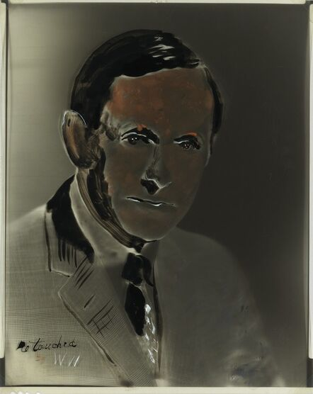 William Wegman, 'Retouched by William Wegman', 1977