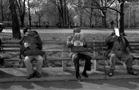 Tod Papageorge, 'Central Park', 1978