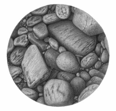 Tammy Liu-Haller, 'River Rocks 1', 2021