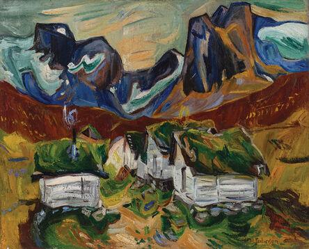 William Henry Johnson, 'Jølster', 1936