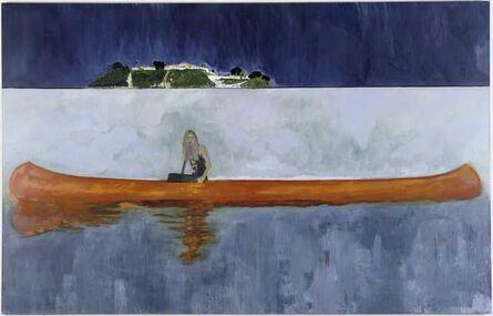 Peter Doig, '100 years ago (Carrera)', 2001