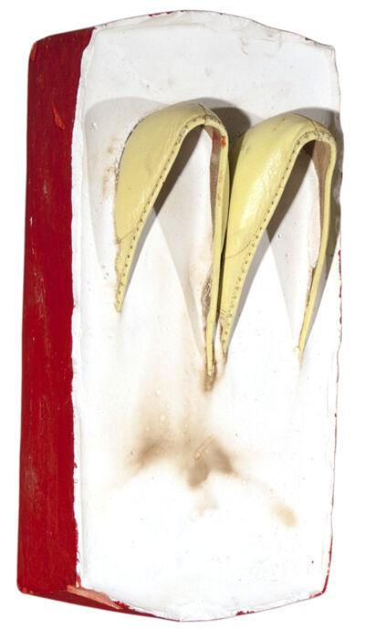 Tim Hawkinson, 'Shoes', 1993