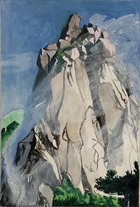 Rudy Shepherd, 'Huang Shan Mountain, China, Holy Montain Series', 2015