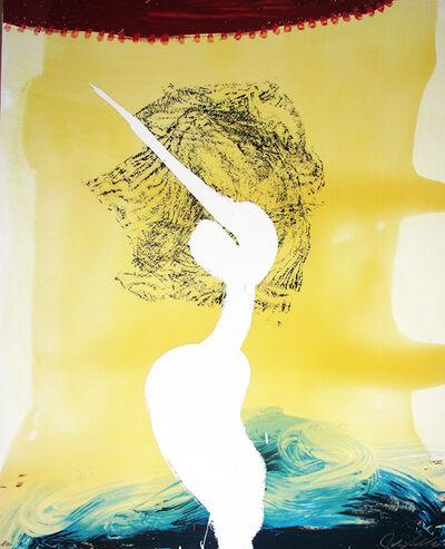 Julian Schnabel, 'Bandini from View of Dawn in the Tropics Series', 1998