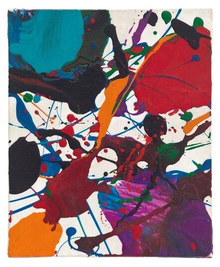 Sam Francis, 'Untitled (SFF.883)', 1983