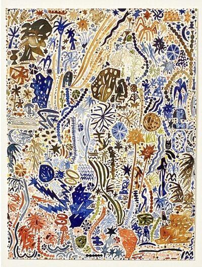 Alexander Kori Girard, 'Touching the Plant', 2020