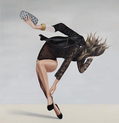 Eda Gecikmez, 'the beggar - dilenci', 2015