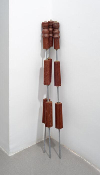 UBIK (b. 1985), 'The Distance Between Their Thirds', 2015
