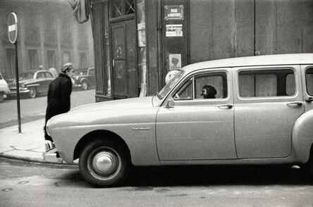 Elliott Erwitt, 'Paris', 1957