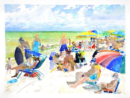 Steven Singer, 'Vanderbilt Beach, Naples', 2009