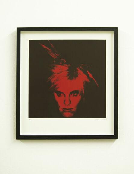 Gavin Turk, 'Fright Wig (Red)', 2010