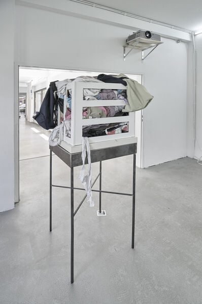 Josip Novosel, 'Opportunism (Laundry Basket/GossipJosip)', 2016