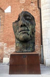 Igor Mitoraj, 'Teseo Screpolato', 2011