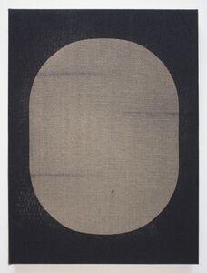 Steven Day, '02 window (black)', 2013