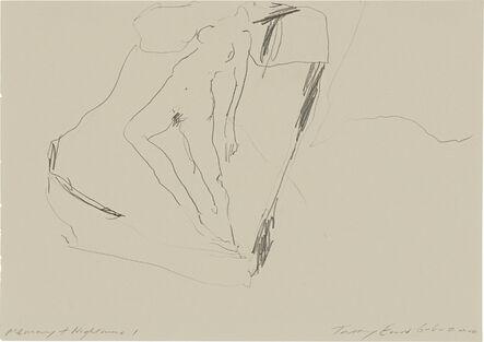 Tracey Emin, 'Memory + Nightmare I', 2000