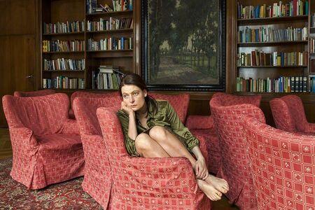 Aino Kannisto, 'Untitled (Green Blouse)', 2013