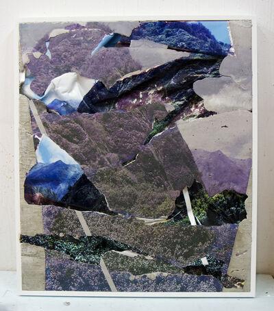 Letha Wilson, 'Iao Valley Concrete Bend', 2014