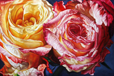 Robert Lemay, 'Spring Roses'