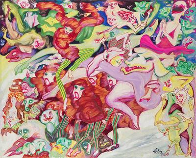 JUNZO WATANABE, 'The Disciples of Tripitake', 1984