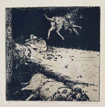 Robert Birmelin, 'Flying Dog', 20th Century