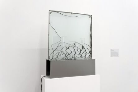 Rosa Barba, 'Only Revolutions (…abrasion of space…)', 2014
