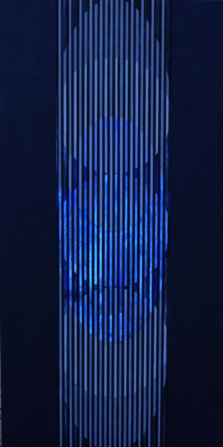 Hisako Sugiyama, 'Eklipse-Ellipse/ G-1, 2, 3, 4, 5', 2013