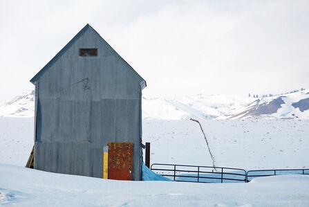 Jules Frazier, 'Corrugated Barn', 2009