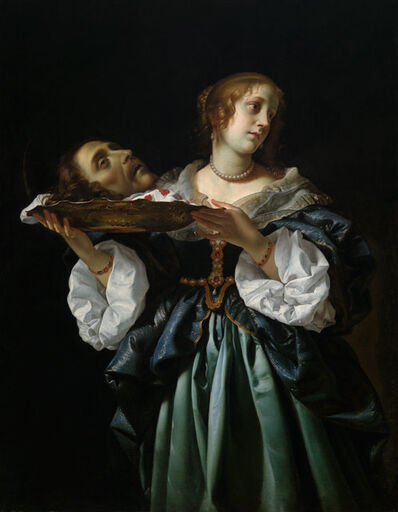 Carlo Dolci, 'Salome', ca. 1681