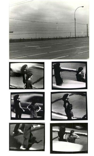 Lotty Rosenfeld, 'Valparaiso ', 1985