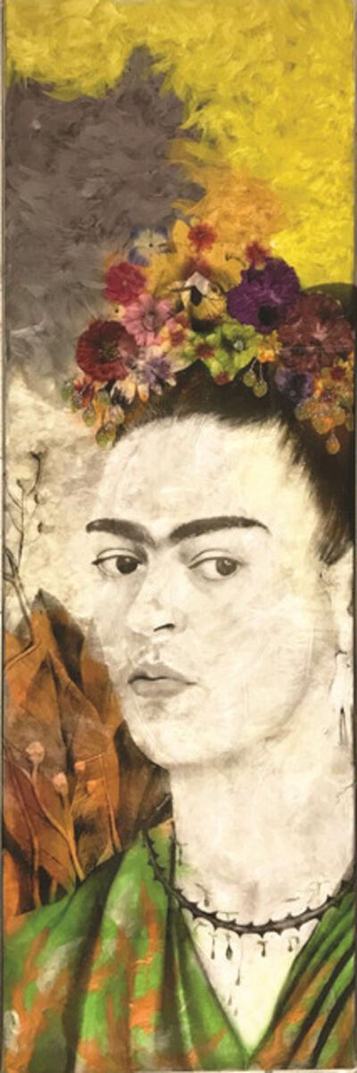 Daniel Gastaud, 'Frida Kahlo', 2016