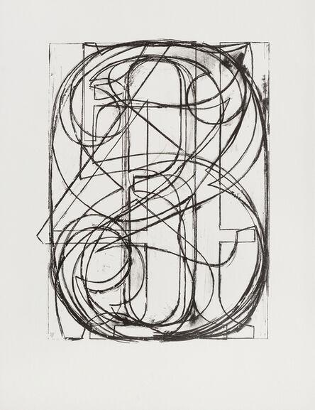 Jasper Johns, '0 through 9', 1960