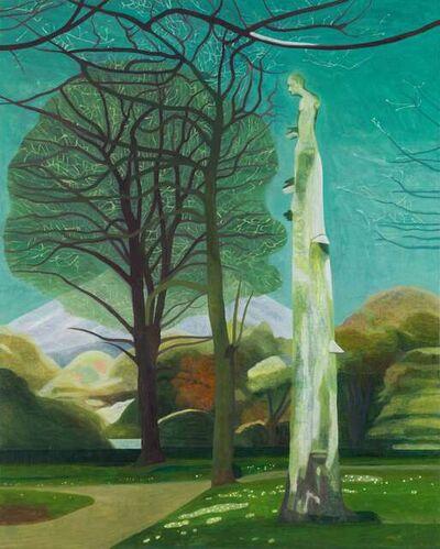 Hans Vandekerckhove, 'Peter's Park 2', 2021
