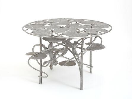 Claude Lalanne, 'Table Lotus et Singes', 2012