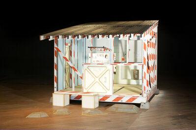 Tom Sachs, 'Tea House', 2011-2012