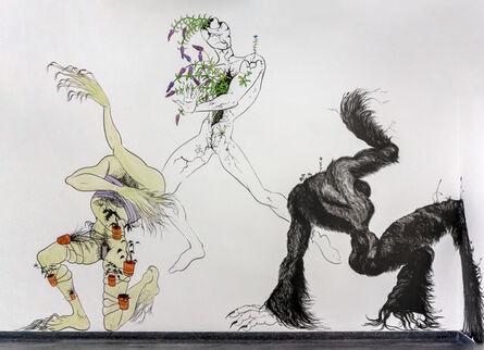 Saelia Aparicio, 'From your exotic garden to your worst nightmares', 2020